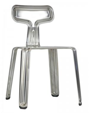 Moormann Pressed Chair - Aluminium