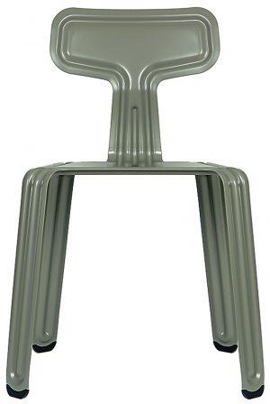 Moormann Pressed Chair - schlamm