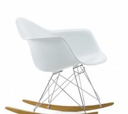 Vitra RAR Eames Plastic Armchair - weiß