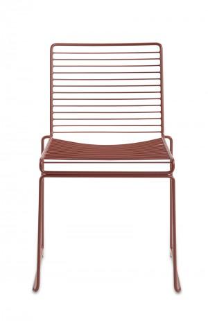 HAY Hee Dining Chair - rust