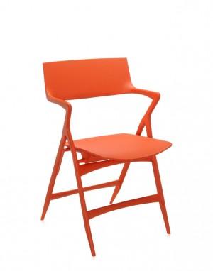 Kartell Dolly Klappstuhl - orange
