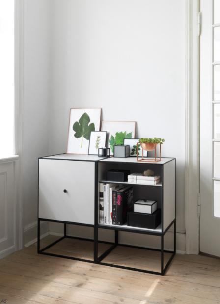 By Lassen Sideboard Frame - In Sachen Deko grenzenlos gestaltbar. Bild klicken und zum Shop gelangen.